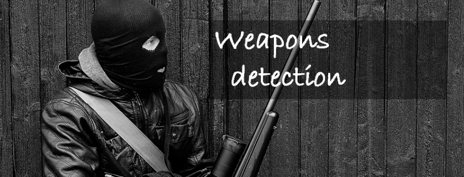 Weapons detection